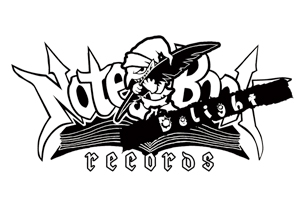 Notebook Delight Records Logo